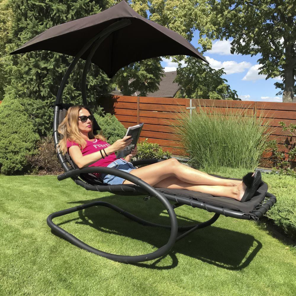Leżanka ogrodowa PH158A ModernHome